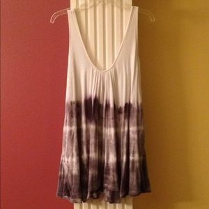 Free People trapeze tank